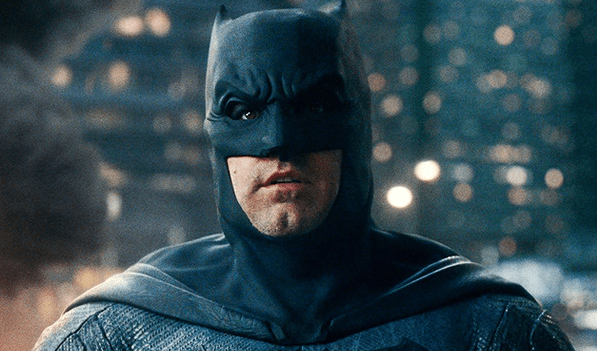 Ben Affleck como Batman.