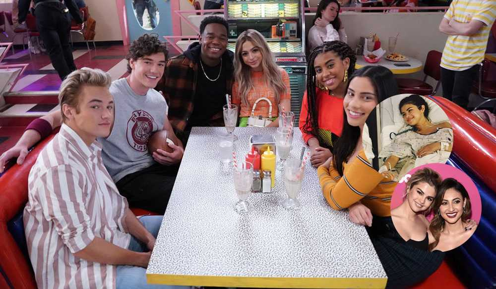 Reboot da série Saved By The Bell.