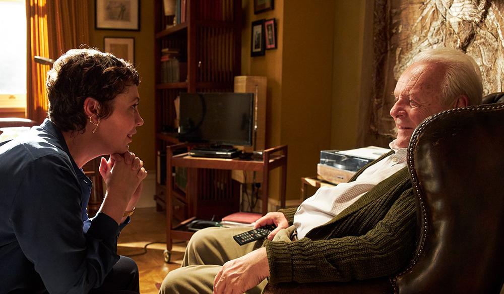 """Indicado ao Oscar de melhor filme, ator, atriz coadjuvante e roteiro original, """"Meu Pai"""" é um delicado retrato sobre o ato de envelhecer"""